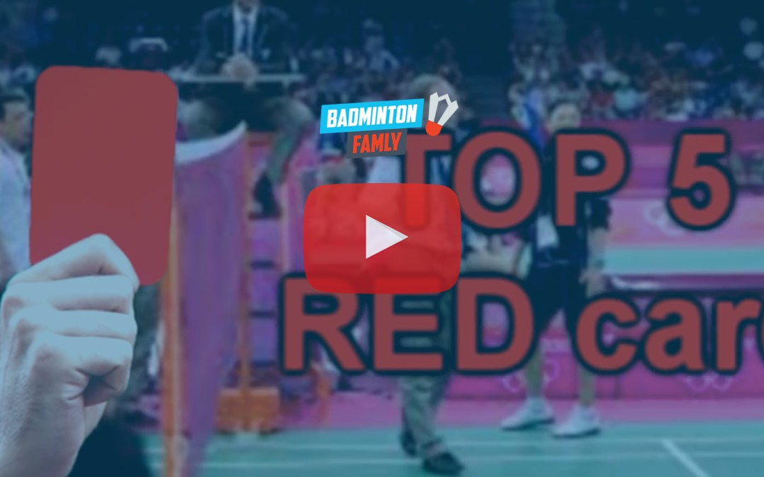 Top 5 red cards