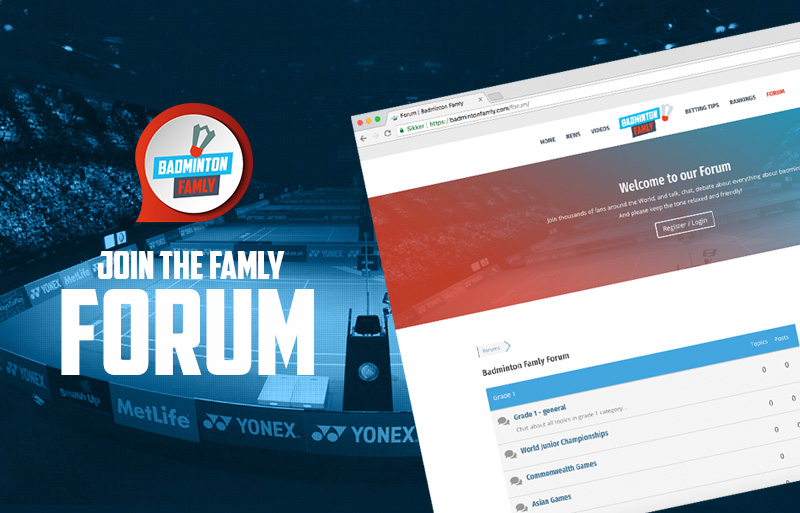Join the Famly Forum