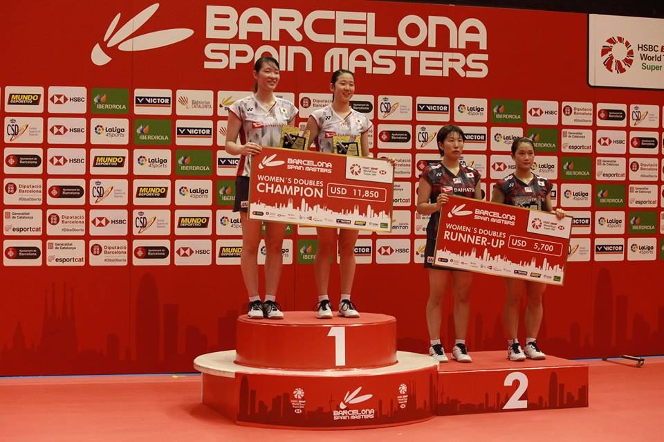Spain Masters finals: Perfect Korean comeback & double up for Denmark and Japan