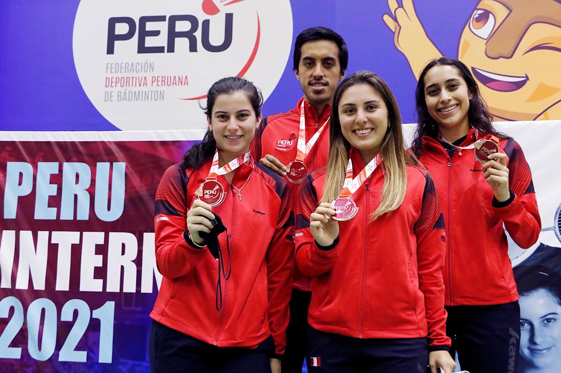 Badminton Peru International 2021