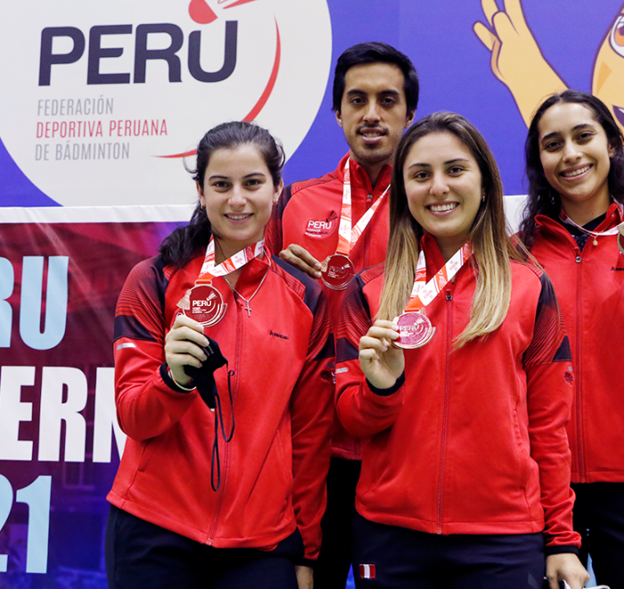 Badminton Peru International 2021