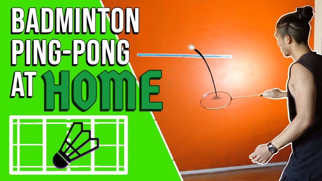 maxresdefault 75 - 6 Badminton Exercises at HOME while in isolation - Coronavirus