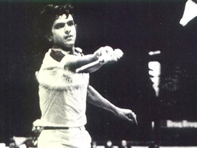 EaHpE1UUYAE 1iC - In 1972, a 17 year old won the National Jr Badminton title. Nothing unusual about that, except that he won the senior title that year as well Prakash Padukone was the 1st Indian world beater our generation saw, winning the All England title in 1980. Happy birthday to a legend