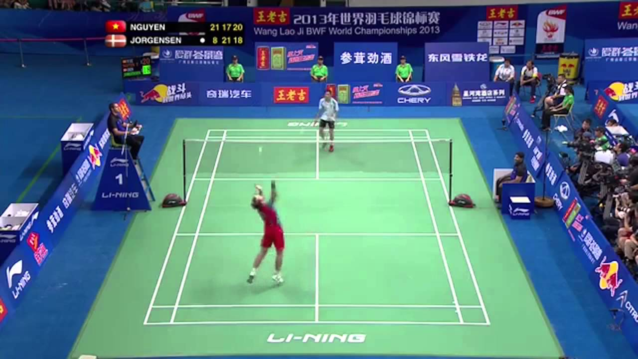 maxresdefault 1 - Longest rally in the history of badminton