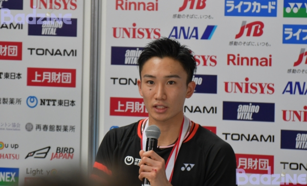 all japan champs momota makes victorious return but watanabe doubles that again - ALL JAPAN CHAMPS – Momota makes victorious return, but Watanabe doubles that again