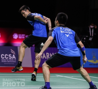 toyota thailand open finals 2nd verse same as the first 1 - TOYOTA THAILAND OPEN Finals – 2nd verse, same as the first!