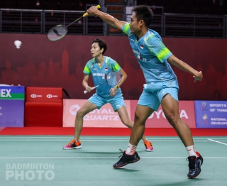 toyota thailand open qf upset after upset in mixed 1 - TOYOTA THAILAND OPEN QF – Upset after upset in mixed