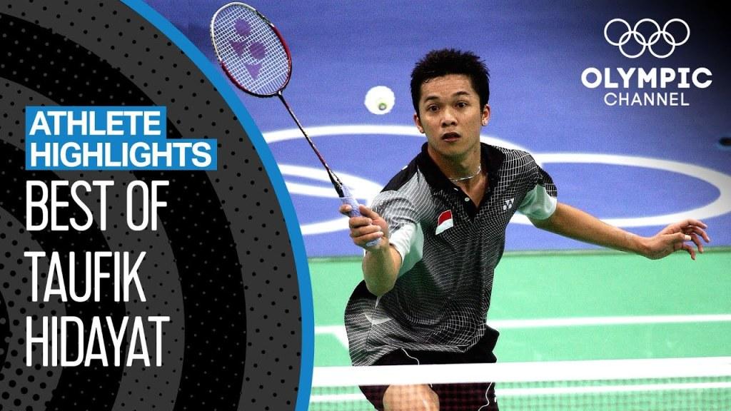 maxresdefault 48 - Taufik Hidayat 🇮🇩 - Olympic Badminton Gold Medallist | Athlete Highlights