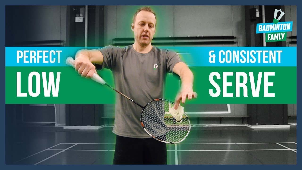 maxresdefault 58 - Perfect Low Serve, Tips and Tricks, Badminton