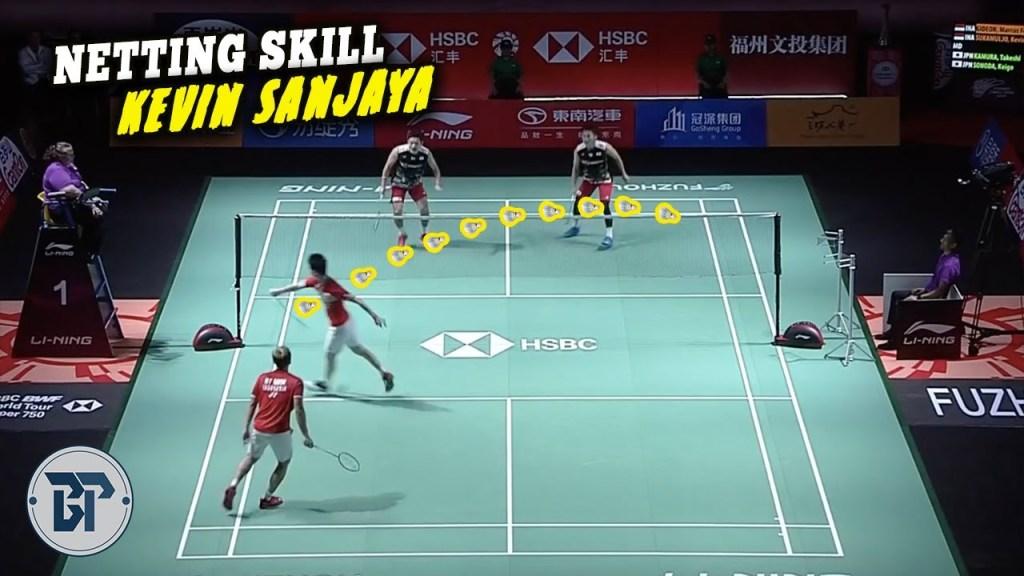 maxresdefault 70 - Penonton Dibuat Histeris, Seperti Ini Ketika Kevin Sanjaya Pamerkan Skill Badminton Tingkat Dewa