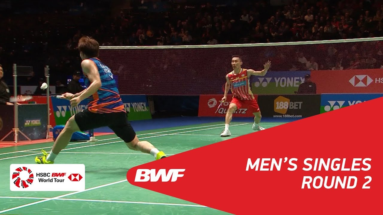 maxresdefault 77 - MS | LEE Dong Keun (KOR) vs LEE Chong Wei (MAS) [2] | BWF 2018