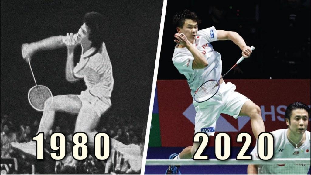 maxresdefault 78 - Badminton Smash Evolution 1980 - 2020 (MD)