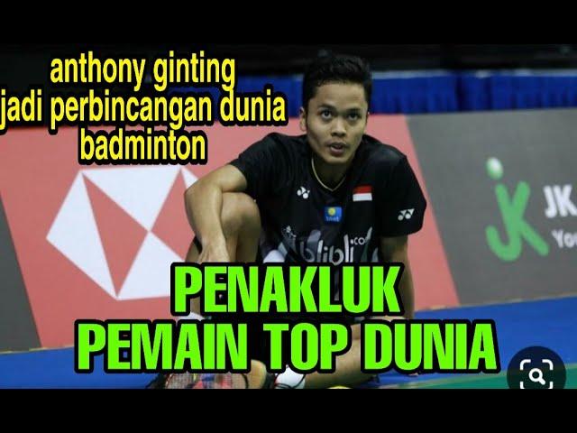 sddefault 6 - Anthony Ginting jadi Perbincangan dunia badminton dengan kecepatannya di lapangan !!!