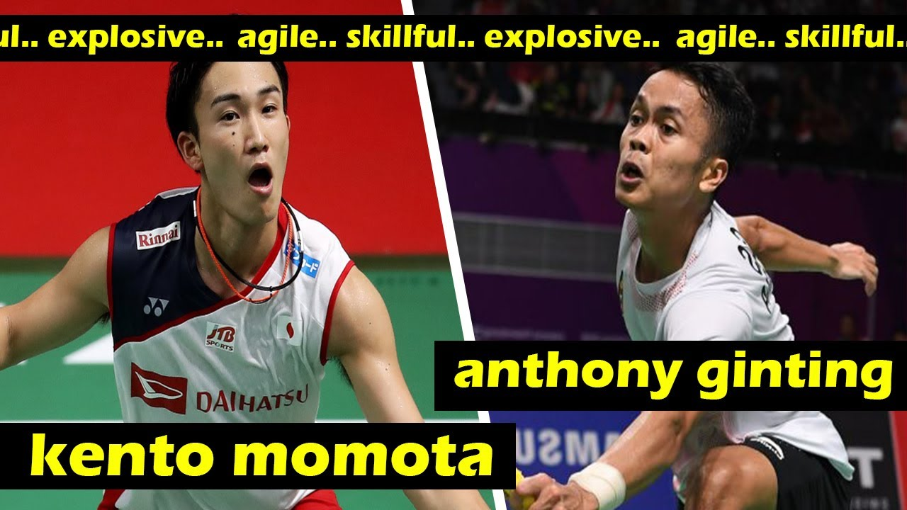 maxresdefault 8 - Great Badminton Match ! Kento MOMOTA VS Anthony GINTING (FULL)