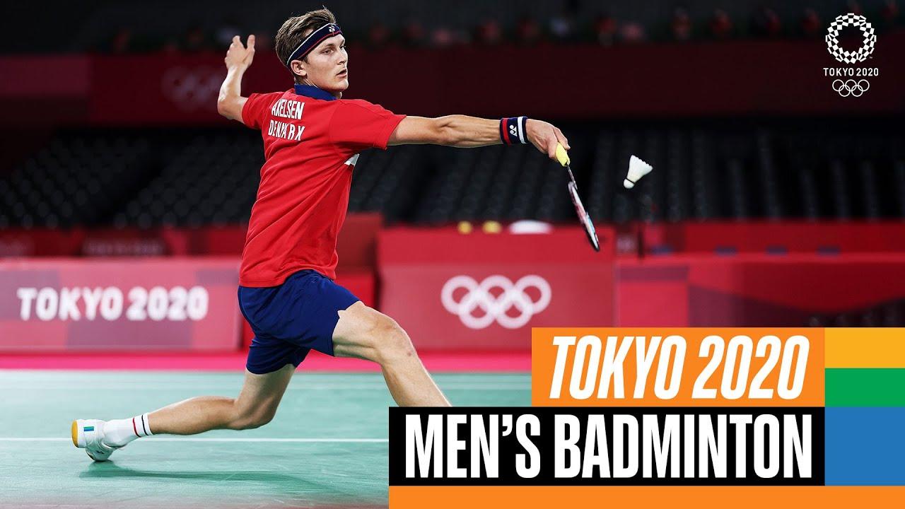 maxresdefault 21 - Men's Badminton 🏸 Gold Medal Match   Tokyo Replays