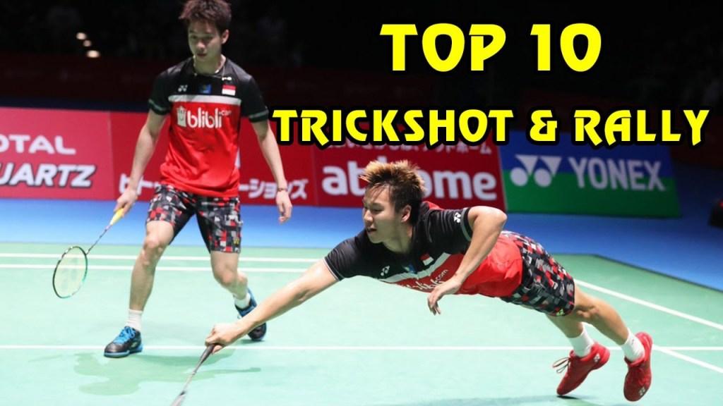 maxresdefault 25 - Top 10 Trickshot and Rally Badminton | Shuttle Amazing