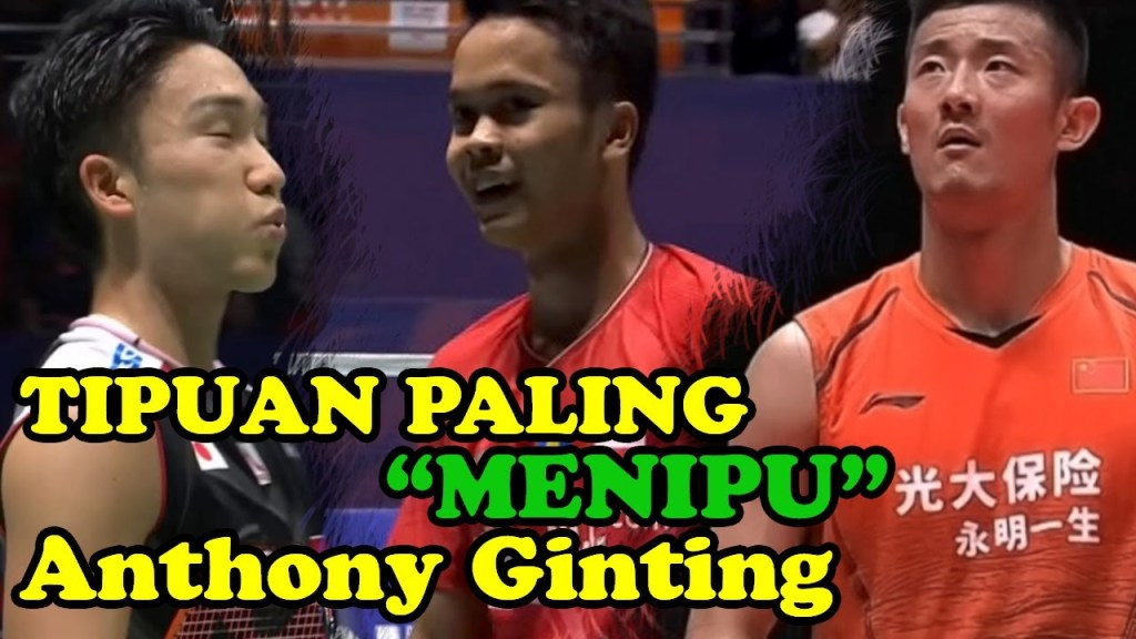 maxresdefault 33 - TIPUAN PALING MENIPU ANTHONY GINTING