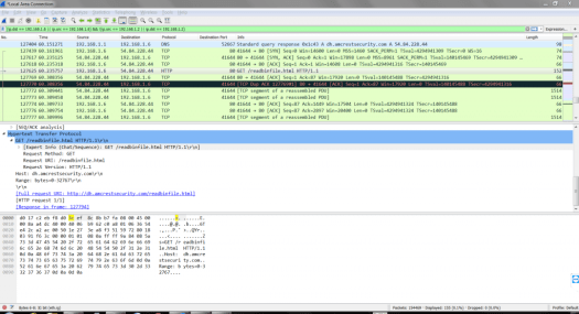 Wireshark Capture 2