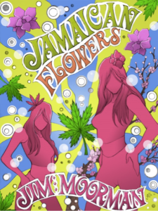 Jamaican flowers book cover