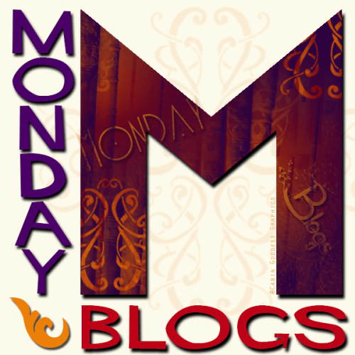#MondayBlogs, MondayBlogs, Rachel Thompson, BadRedhead Media