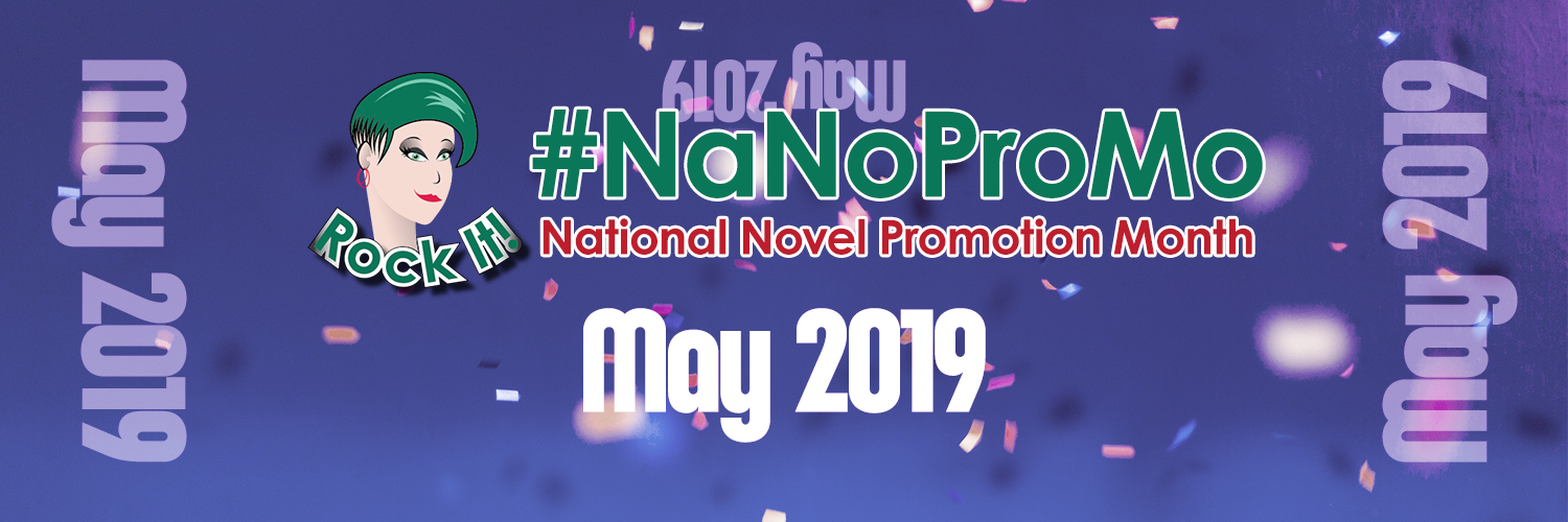 NaNoProMo May 2019 Splash