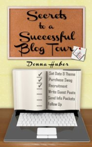 Donna-Huber-Secrets-Successful-Blog-Tour-Cover