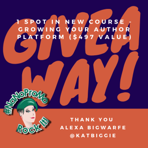 How To Grow Your Author Platform by guest @KatBiggie via @BadRedheadMedia and @NaNoProMo #platform #author #buzz