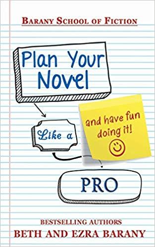 beth barany plan your novel