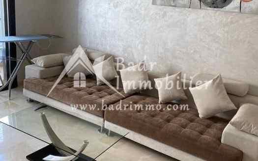 Appartement haut standing meublé à Prestigia