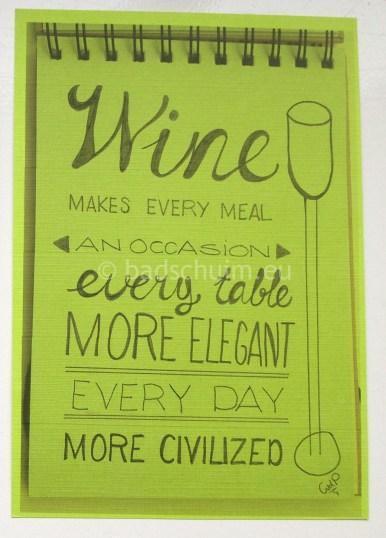 Kaartje Wine....