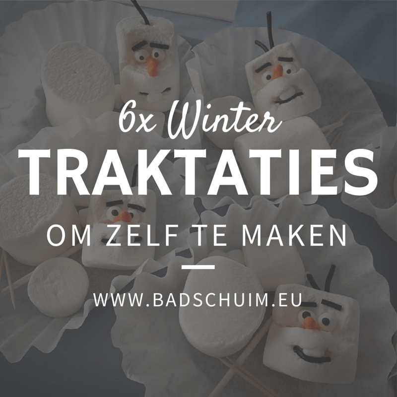 6x Winter traktaties