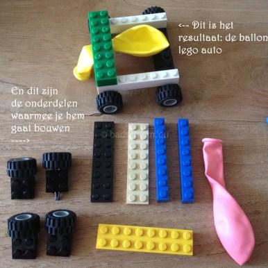LEGO T-shirt DIY