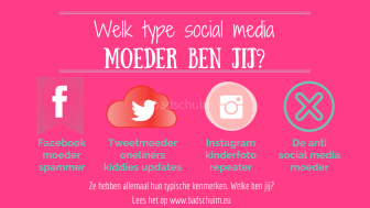 social media moederj I Creatief lifestyle blog Badschuim