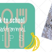 - broodtrommel tips wk 7 - banaan berichtjes 01 I gemaakt door het creatief lifestyle blog Badschuim