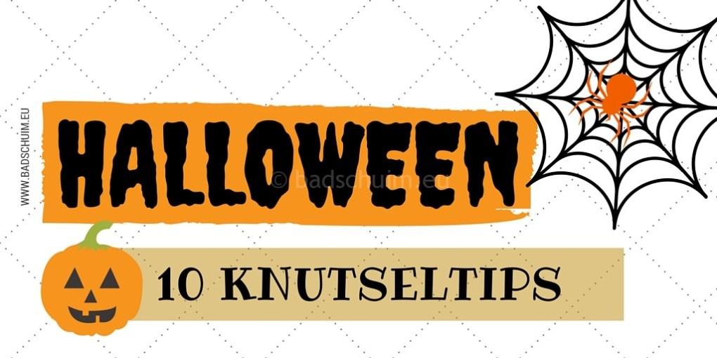 Knutselen Halloween - 10 knutseltips I te vinden op het creatief lifestyle blog Badschuim