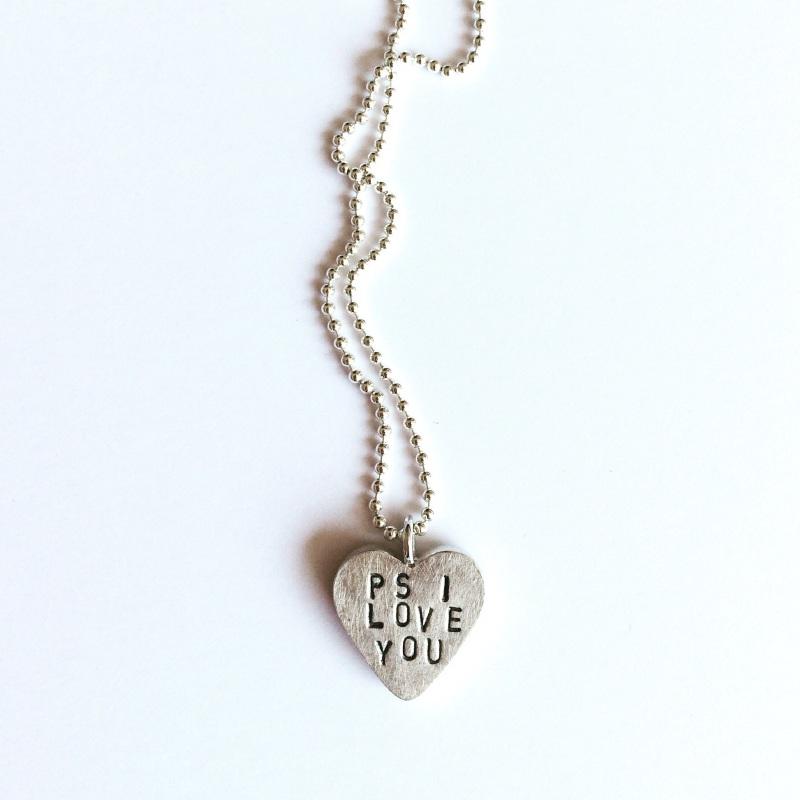 Lief! hart collier Bejoyce - review door het creatief lifestyle blog www.badschuim.eu