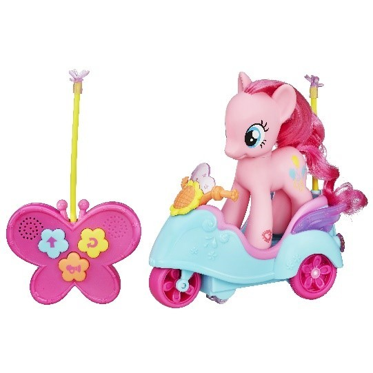 My Little Pony Pinkie Pie Scooter