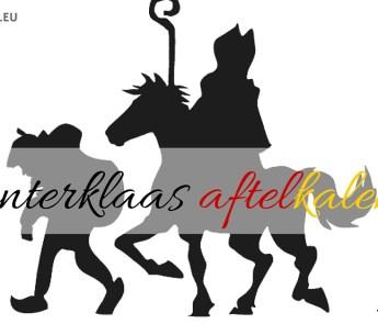 Sinterklaas aftelkalender - de leukste kan je hier vinden op www.badschuim.eu