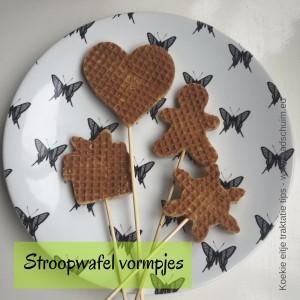 Stroopwafel wormpjes - Koekie eitje traktatie tips I gemaakt door het creatief lifestyle blog<br />  <br>Badschuim
