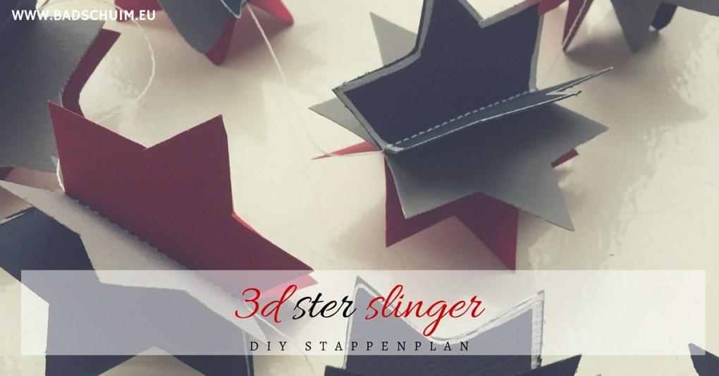 3d ster slinger