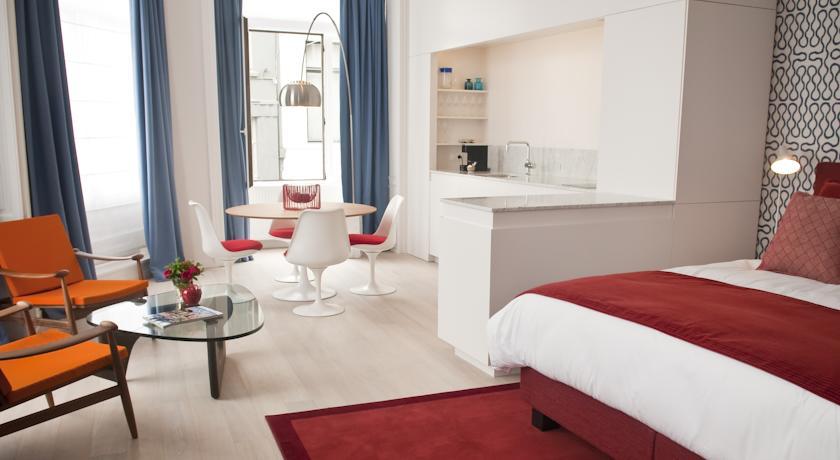 Raphael suites - Antwerpen hotspots met Retro Tintje