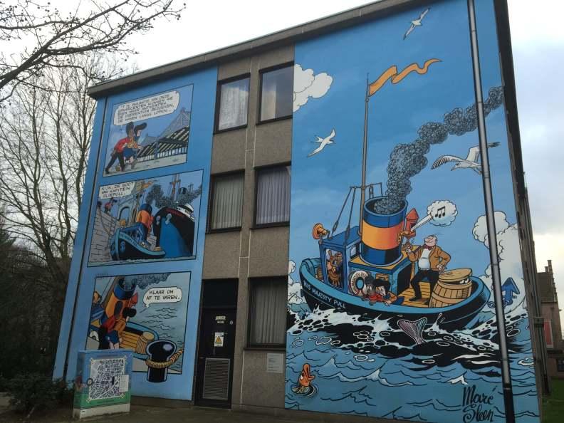 Hotspots Antwerpen met retro tintje
