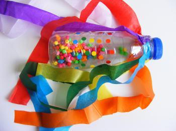 Knutselen voor carnaval - 5x muziek instrumenten maken