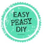 Easy Peasy DIY, simpele DIY, makkelijke DIY,