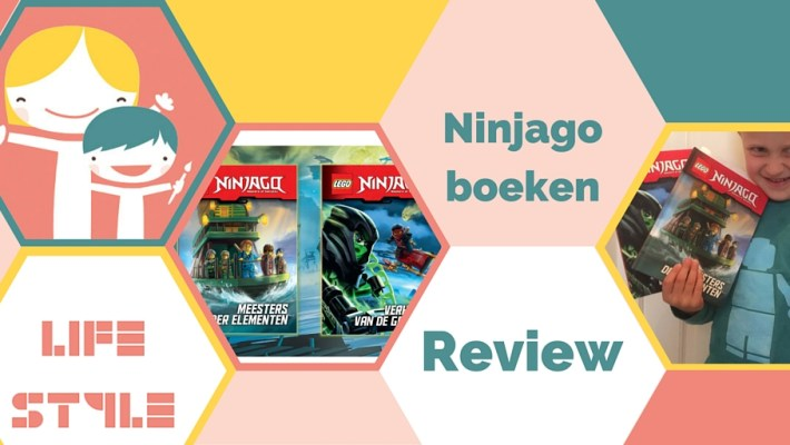 Ken jij de LEGO NINJAGO boeken al? Beide boeken vielen hier enorm in de smaak en zullen zeker meerdere keren herlezen worden. Tevens is het een enorm leuk cadeautje voor een verjaardag, betaalbaar & origineel. Wij geven het dus een dikke duim!
