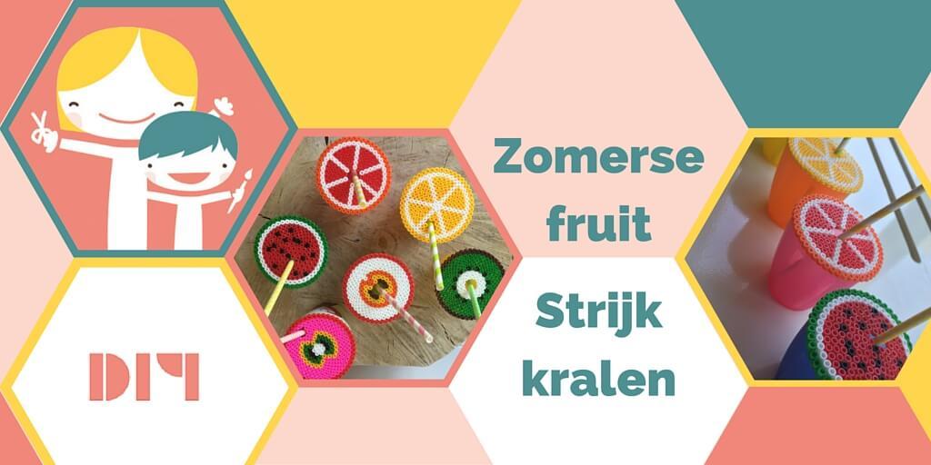 Strijkkralen: jouw fruitige limonade beschermers