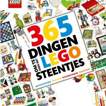 De 3 leukste LEGO boeken - Last minute Sint tip!