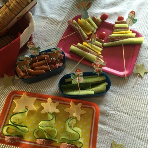 kinder-kersthapjes_gezonde-kerstboom-groente-vlees