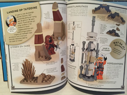 De 4 leukste LEGO boeken - Last minute Sint tip!