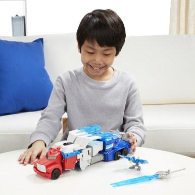 Transformers Power Surge Optimus Primeer